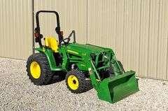 Fall Online Equipment Auction