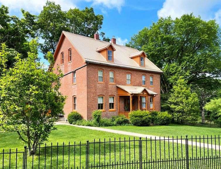 11.74 +/- Acres w/ Historic Home & Church Buildings