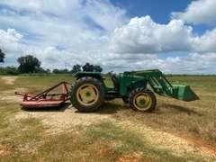 Poultry Farm, Land and Equipment: Doerun, GA