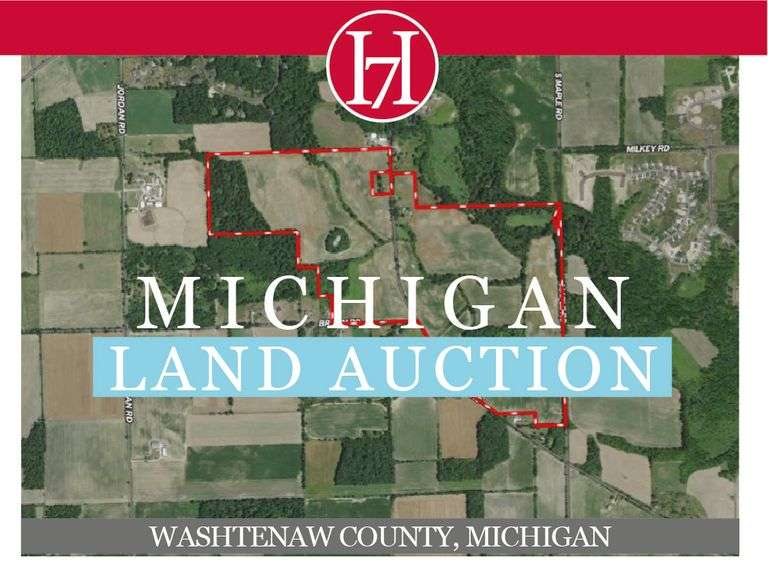 Michigan Land Auction