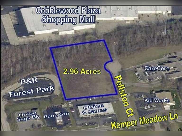 Forest Park (Cincinnati) Commercial Building Lot