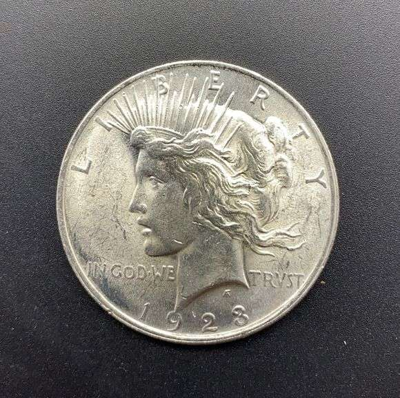 May Coin & Collectiable Auction
