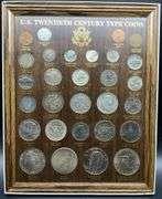U.S. Twentieth Century Type Coins