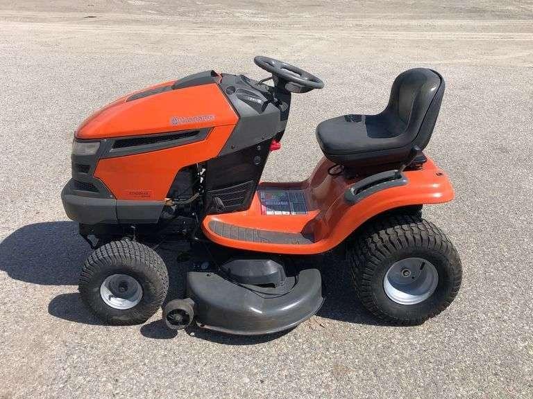Weekly Online Auction: Antique Tractors Lawn Tractors, Antiques & More!