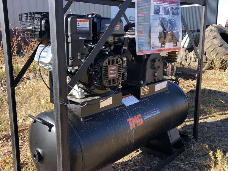 Unused Items, Building Materials & Machinery Online Auction