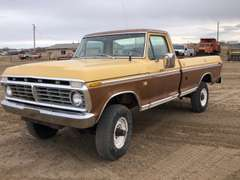 1973 Ford F250 4x4