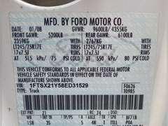 2008 Ford F-250 4x4 V10