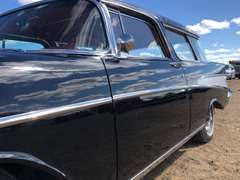 1957 Chevrolet Nomad Wagon will be sold!