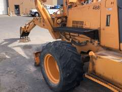 Case 860 Trencher w/ hoe