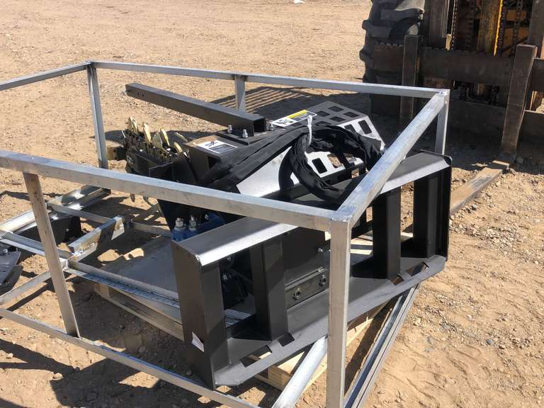 Unused Skid Steer Trencher