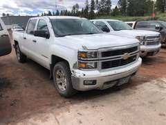2014 Chevrolet 1500 4x4