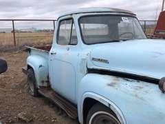 1954 Ford F100 Short Box
