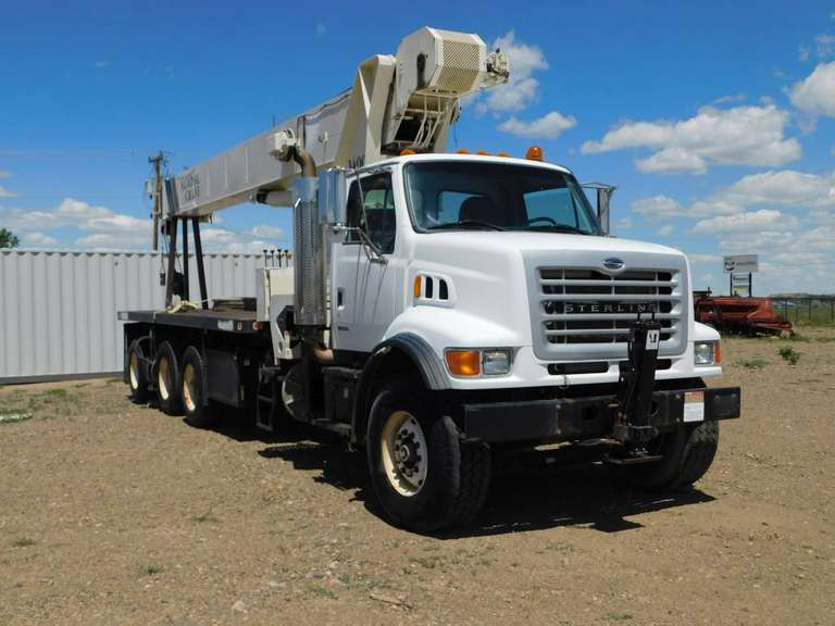 2003 Sterling w/ National 1400H Series Crane Truck Auction