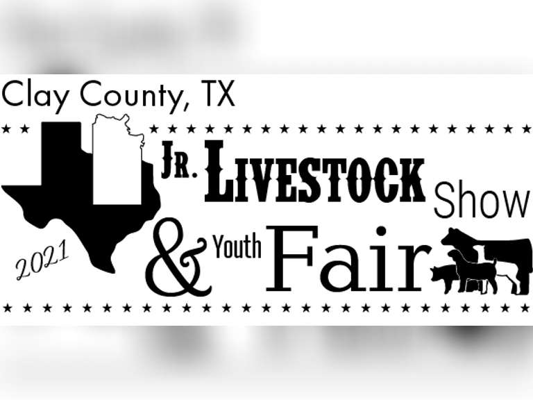 Clay County Junior Livestock Show & Sale - TEXAS