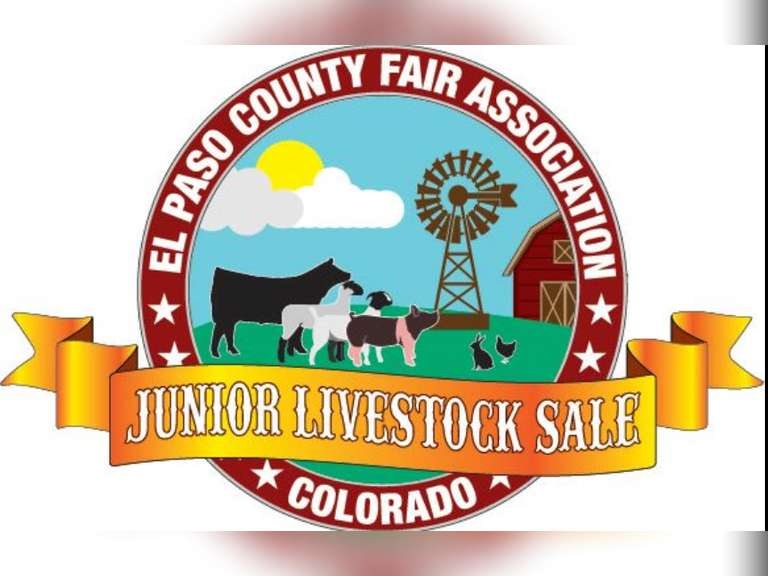 El Paso County Junior Livestock Sale - CO