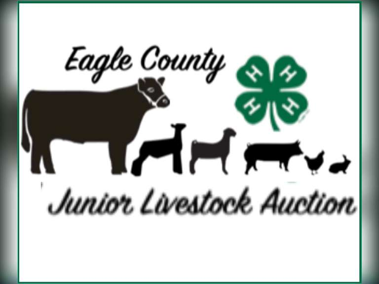 Eagle County Junior Livestock Auction - CO