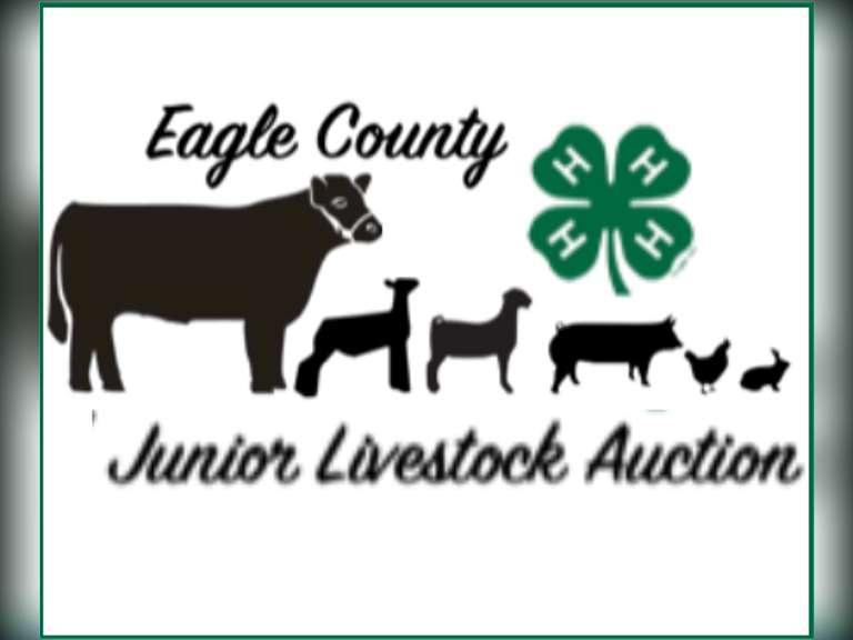 Eagle County Junior Livestock Auction - CO