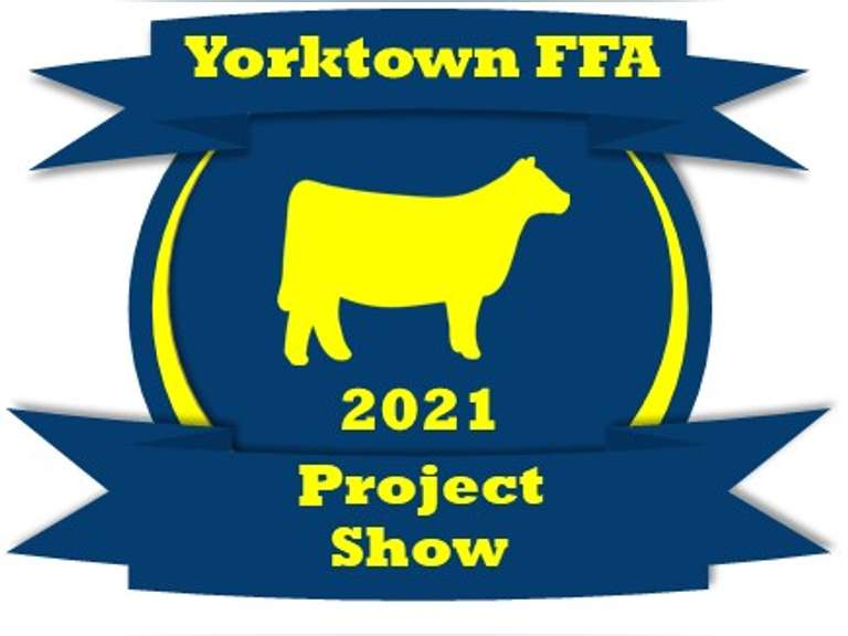 Yorktown FFA Chapter Project Show-TEXAS
