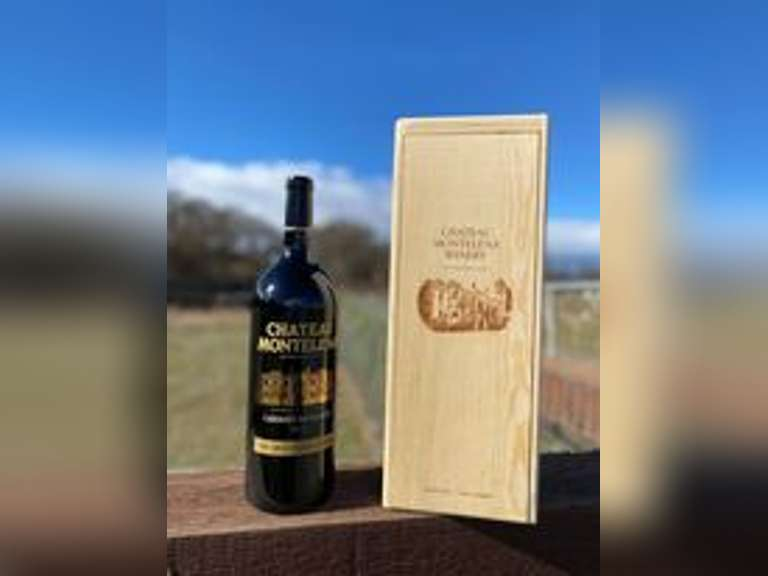 2016 Chateau Montelena Estate Cabernet Sauvignon Magnum donated by Jeff Conley Family