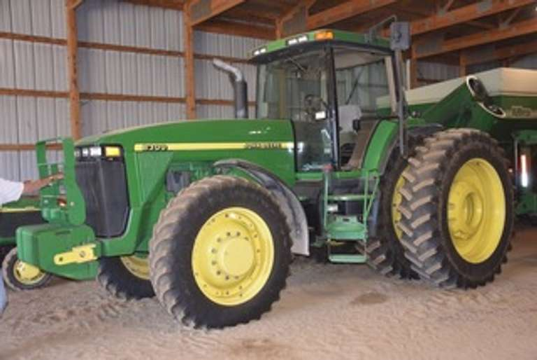 EXCELLENT AUCTION OF FARM & CONSTRUCTION EQUIPMENT- THURSDAY AFTERNOON, SEPTEMBER 17- ROY AND KATHY LEACH, OWNERS