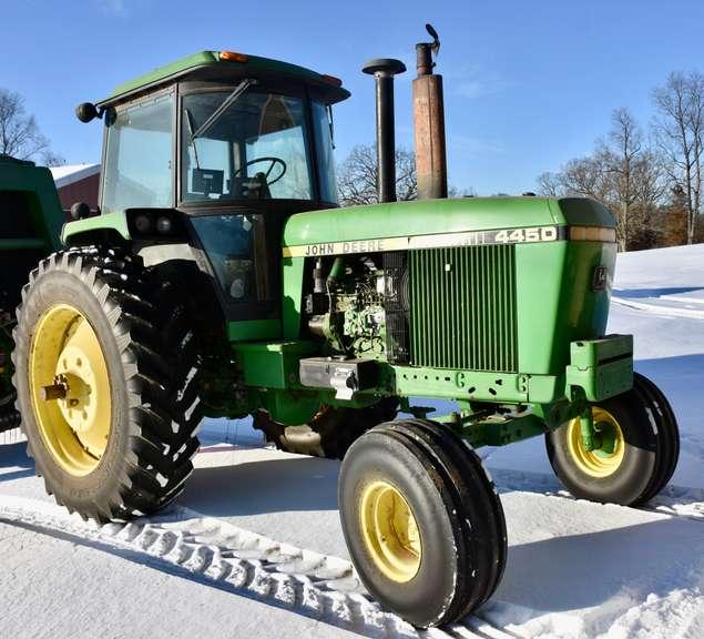 Farm Machinery Auction, Scott Farms, Thursday Morning, April 15th @ 10 A.M.