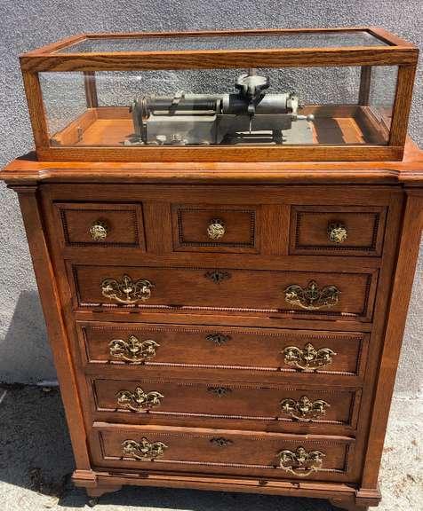 Large 3-Day Music Machine Auction, Thurs., Fri. & Sat. Jan. 14, 15, & 16, 2021