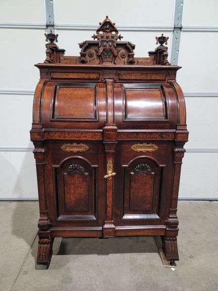 Excellent & Rare Wooton Desk to be Sold, Saturday, April 17th @ 9:00 A.M.