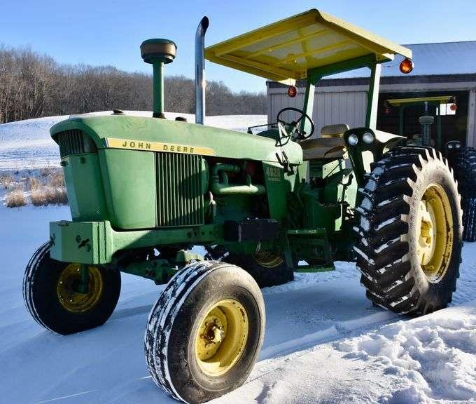 Farm Machinery Auction, Scott Farms, Saturday Morning, April 24th @ 10 A.M.