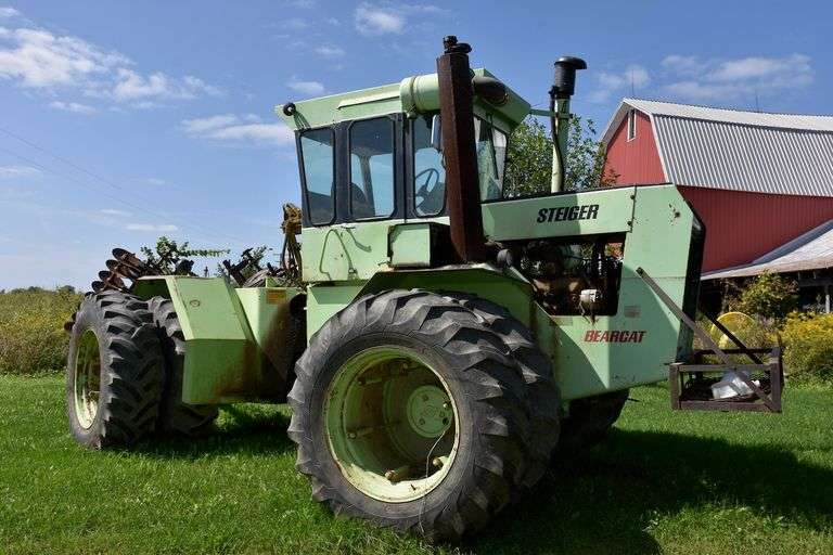 Public Auction of Farm Machinery & Personal Property, Jack & Elaine Graham Estate, Thursday Morning, June 17th @ 10:00 A.M.