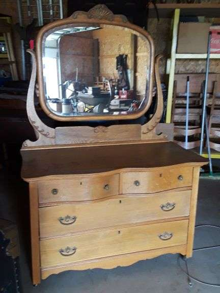 Public Auction of Antiques and Collectibles, Saturday Morning, July 10th, @ 9:30 A.M.