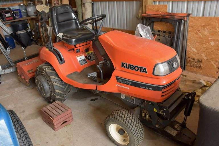 Mr. & Mrs. Robert Worthington Auction, Tuesday Morning, August 24th @ 10:00 A.M.