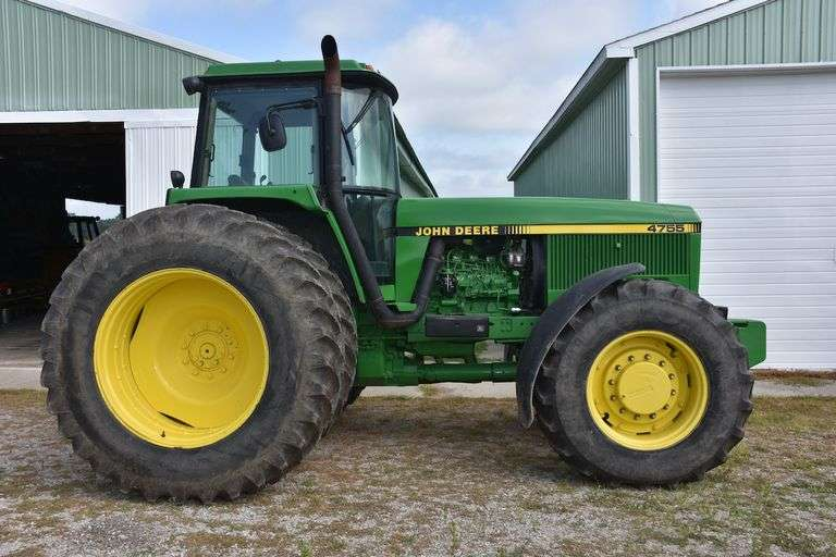Excellent Farm Machinery Auction, Richard Hurrell, Owner - Thursday Morning, October 14, @ 10 A.M.