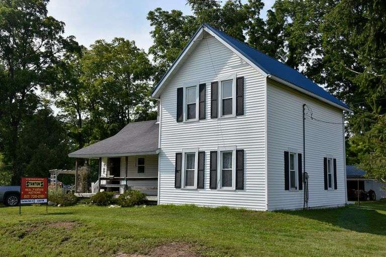 THE AUCTION HAS BEEN POSTPONED, WATCH FOR UPDATES, Real Estate Auction, Lyle E. & Patricia Stalter Estate,