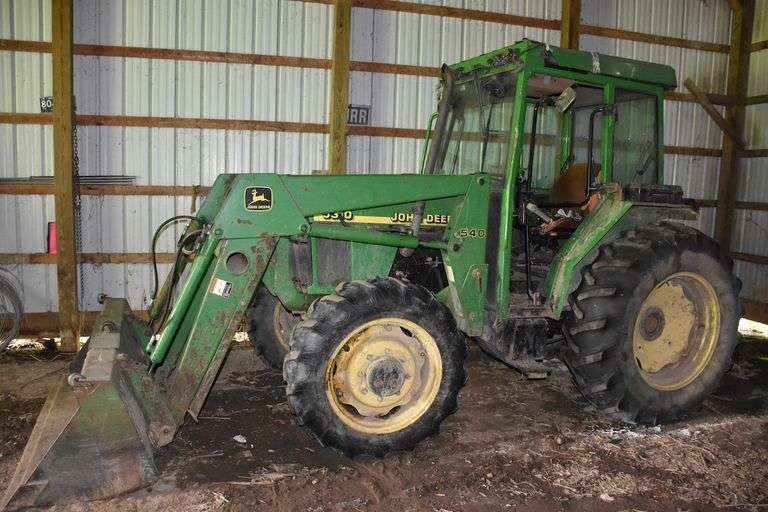 Large Diversified Auction, John Glaspie Estate, Tuesday Morning, September 28th @ 10 A.M.
