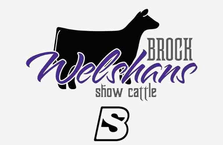 10/26/21 BROCK WELSHANS SHOW CATTLE