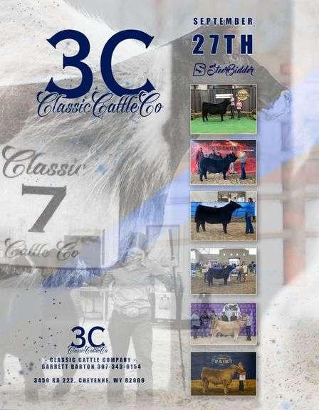 9/27/21 3C Classic Cattle Company