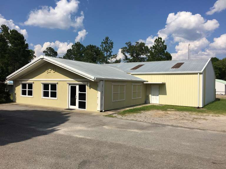 Commercial Office & Warehouse, Barnwell, SC