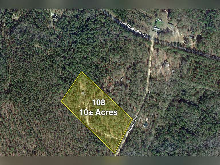 10+/- acres, Busby Road, Statesboro, GA