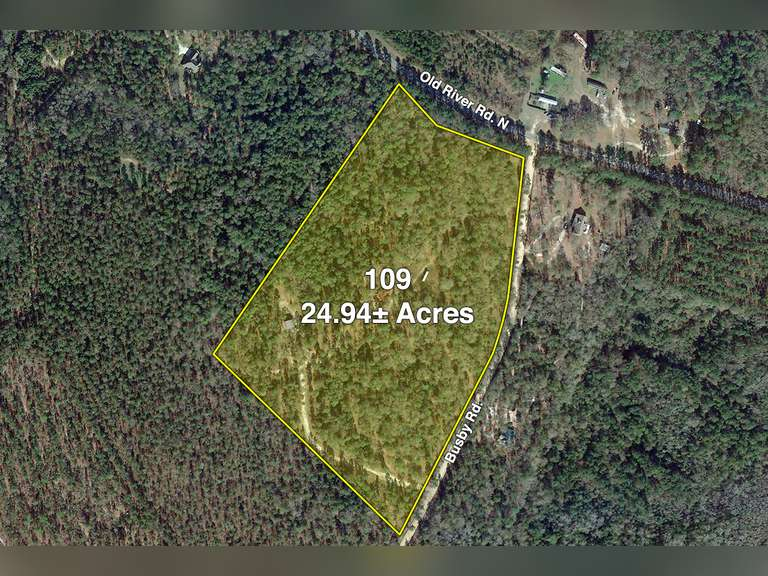 24+/- acres, Busby Road, Statesboro, GA