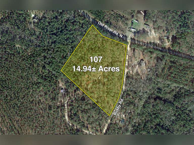 14+/- acres, Busby Road, Statesboro, GA