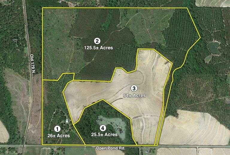 241 acres Grady County, GA