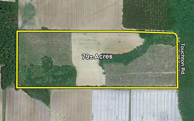 79 acres Brooks County, GA