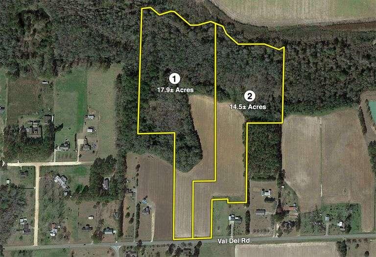 32 acres, Cook County, GA