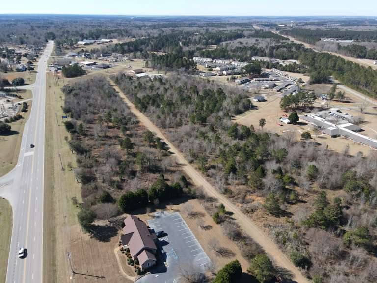 Estate of Clifford Bell, 25+ acres Commercial Property, Sandersville, GA - FEB 18th 2021