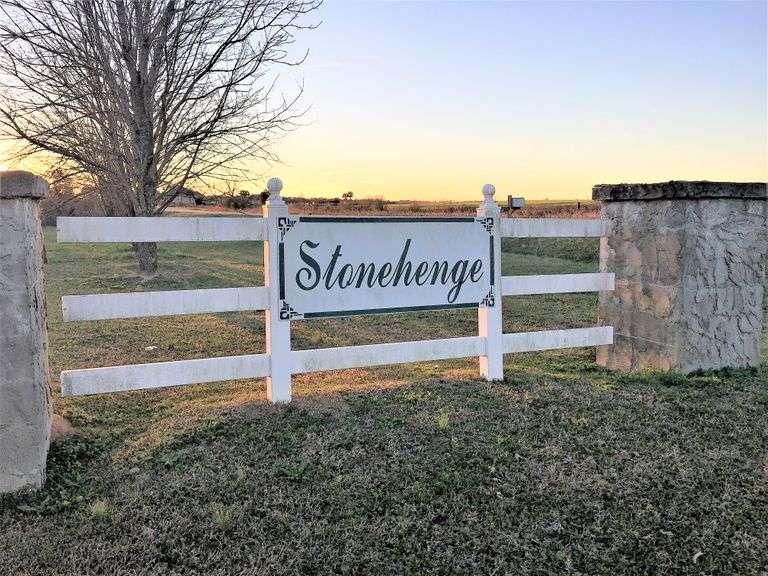 Lot 9 Stonehenge, Tennille, GA