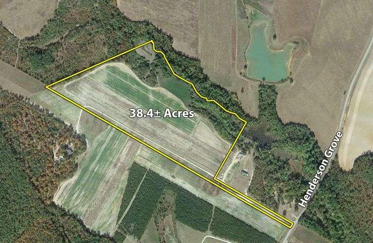 38.4 Acres, Washington County, GA