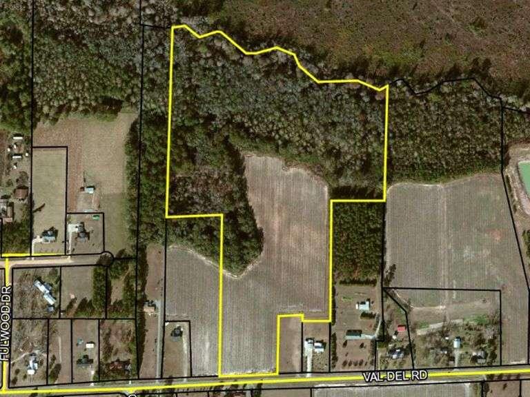 32 acres Cook County, GA