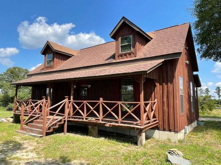 Double Cedar Farm 70 acres in 3 tracts Adrian, GA