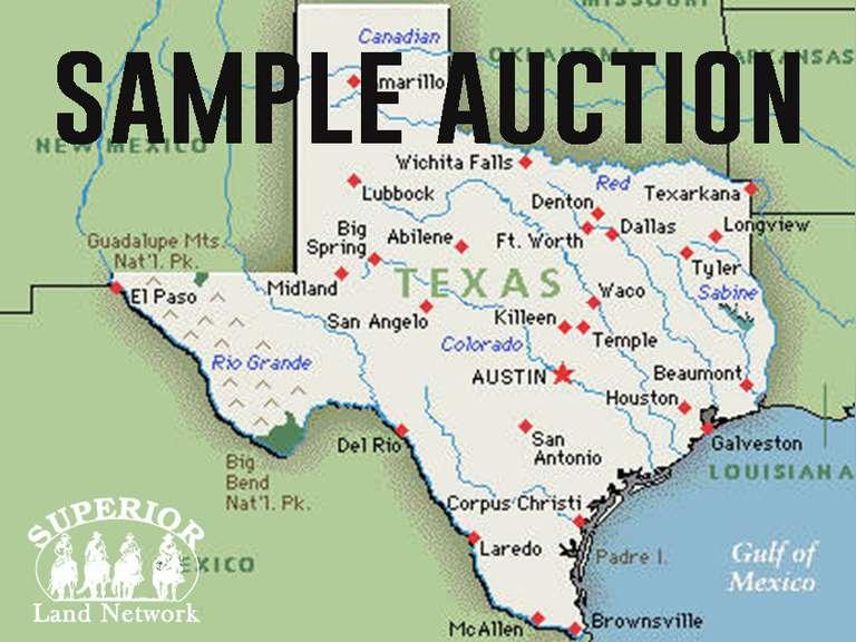 Superior Land Auctions DEMO Auction