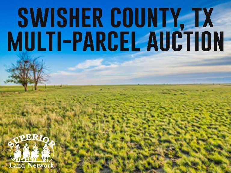 Happy, Texas Online Multi-Par Auction